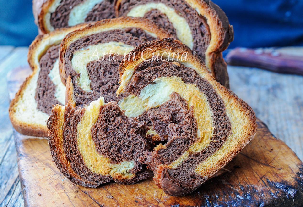 Fette biscottate al cacao fatte in casa ricetta colazione vickyart arte in cucina
