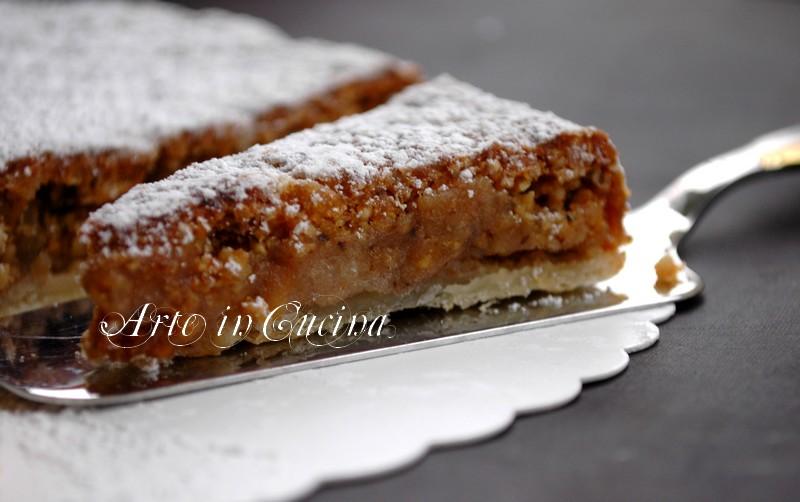 Panforte di siena ricetta dolce veloce arte in cucina for Ricette dolci veloci