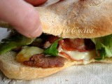 ricetta panino con cheesesteak