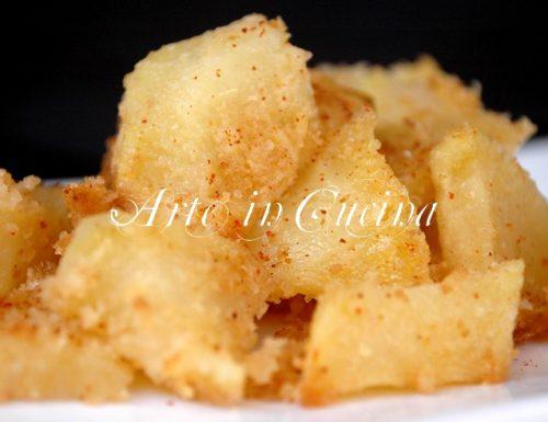 Patate sabbiose cipolle e paprica