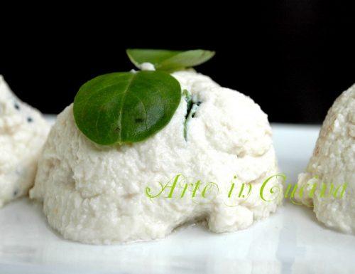 Ricotta fatta in casa ricetta light veloce senza lattosio