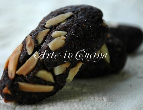 Biscotti natalizi al cioccolato ricetta veloce