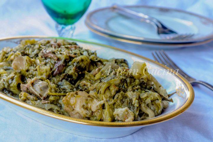 Minestra maritata ricetta napoletana