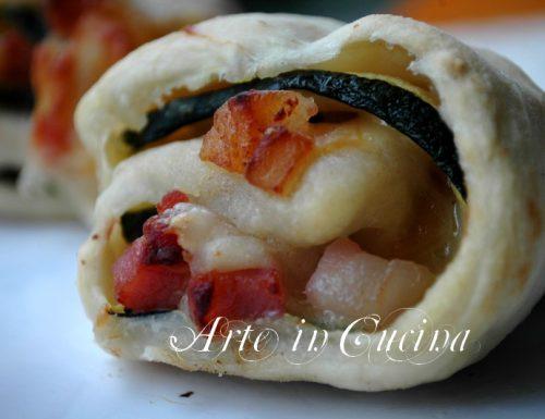 Antipasto pranzo di Natale 2012 economico pan brioche