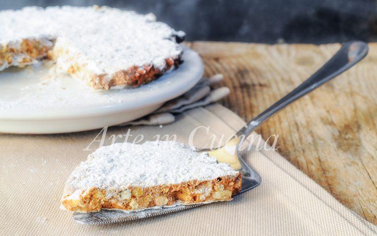 Panforte di Siena ricetta dolce veloce