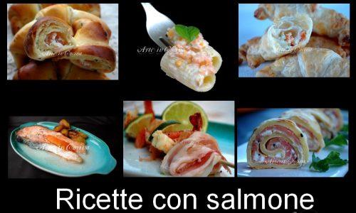 Cenone capodanno ricette con salmone