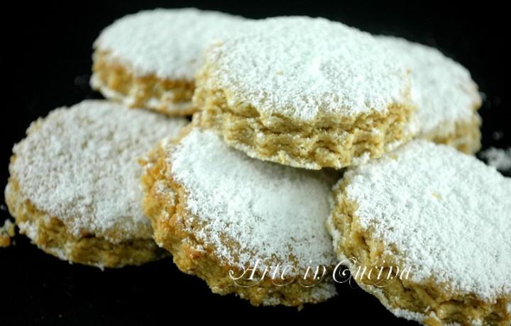 Biscotti algerini ricetta siciliana