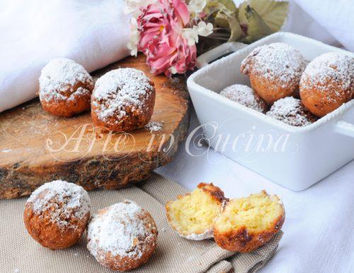 Castagnole dolci di carnevale