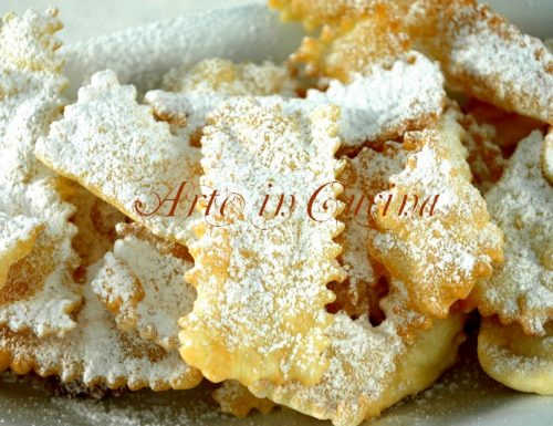Chiacchiere di carnevale ricetta base