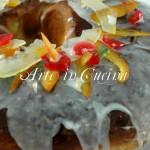 Ciambella dolce della befana roscon de reyes vickyart