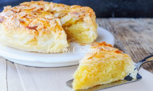 Gallette de rois dolce della befana ricetta veloce