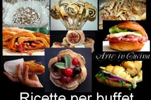 Menu per feste ricette facili