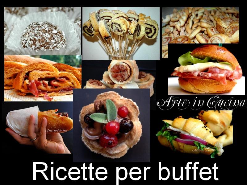 Preferenza Menu per feste ricette facili | Arte in Cucina IY73