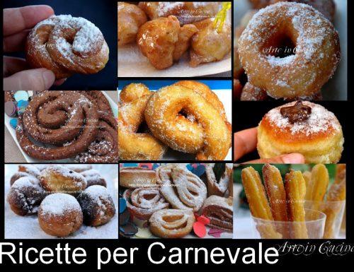 Ricette di carnevale dolci