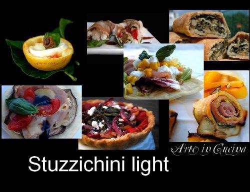 Ricette light stuzzichini