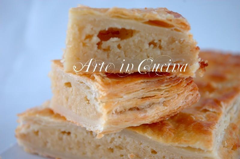 Dolce della befana gallette de rois ricetta veloce vickyart