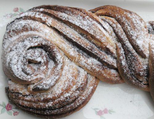Pan brioche per la colazione