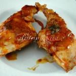 Coniglio alla ischitana ricetta napoletana vickyart arte in cucina menu ferragosto