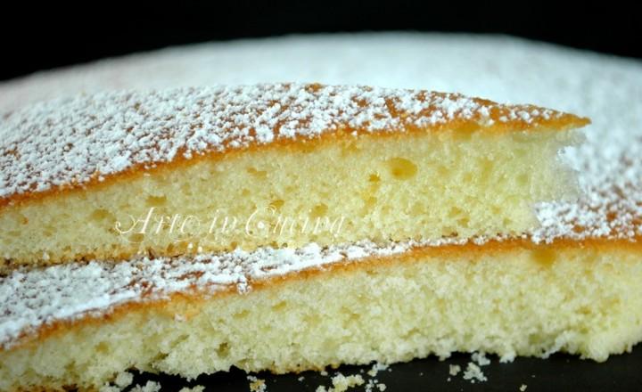 Ciambella romagnola torta per colazione velocissima
