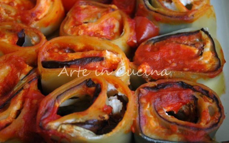 Lasagna con melanzane e ricotta ricetta facile