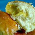 Panini soffici al latte crema arancia limone vickyart arte in cucina