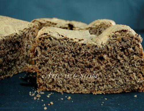 Plumcake al cacao ricetta per colazione