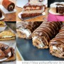 Torte alla nutella e al cioccolato vickyart arte in cucina