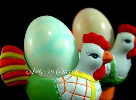 Uova decorate per antipasto facilissime uova di drago