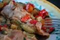 Coniglio alle verdure ricetta light