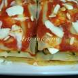 Lasagna con zucchine e ricotta ricetta semplice vickyart
