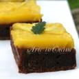 Mattonella al cioccolato e crema al limone dolce freddo vickyart