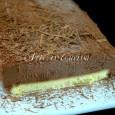 Semifreddo al cioccolato con yogurt facile e veloce vickyart arte in cucina