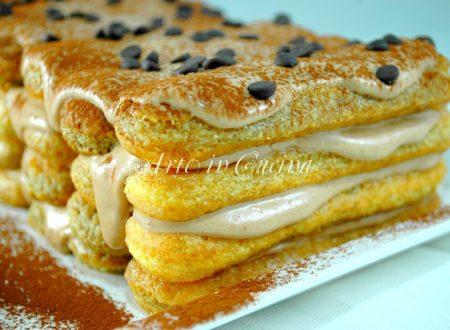 Tiramisu alla nutella o crema fatta in casa ricetta facile