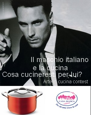 Raul bova cosa cucineresti per lui contest arte in cucina