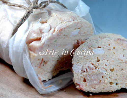 Galantina di pollo al basilico per quanti modi fare