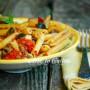 Pasta con melanzane e fiordilatte ricetta arte in cucina