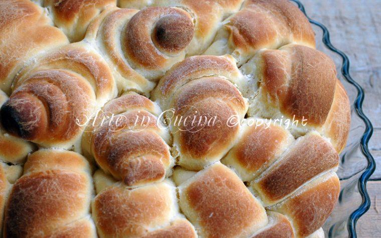 Cornetti di pan brioche salati o dolci