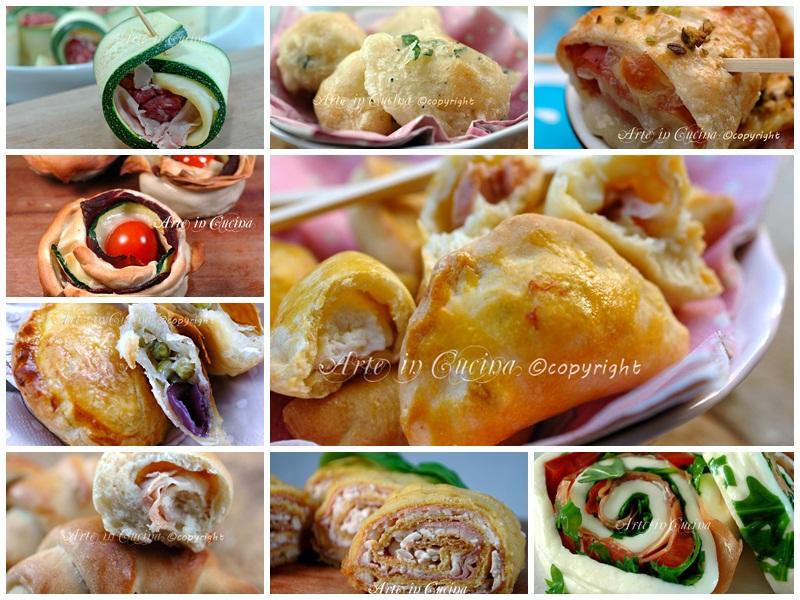 Menu di Natale 2013 antipasti ricette arte in cucina