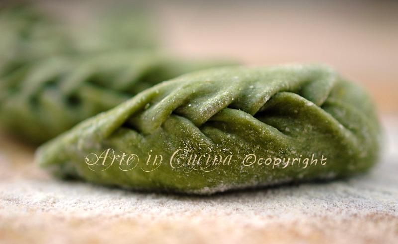 Culurgiones alla ricotta ricetta sarda arte in cucina