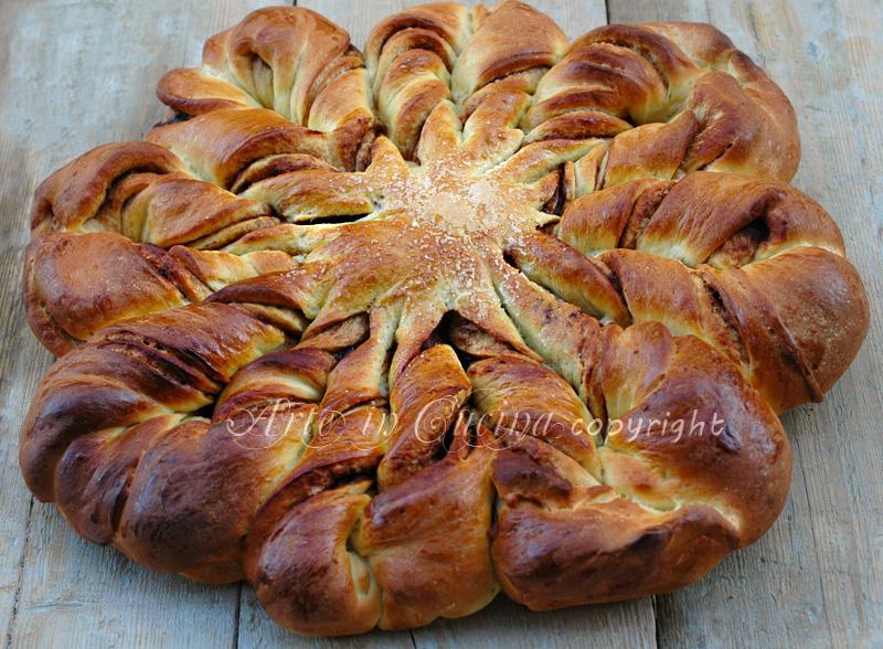 Amato Pan brioche dolce per feste di compleanno | Arte in Cucina VO71