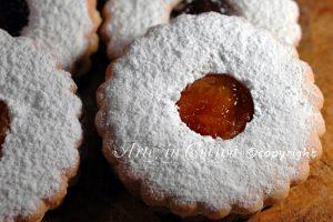 Ciambelline sarde con marmellata