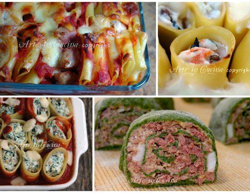 Menu pranzo di Natale 2013 primi piatti