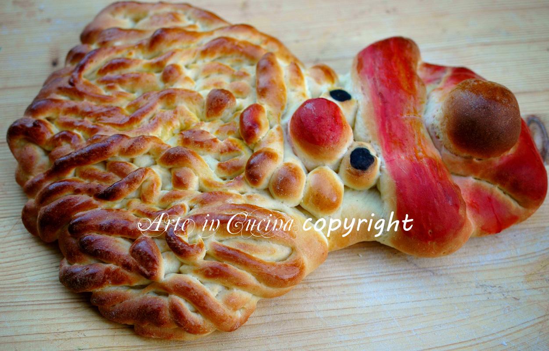 Pan brioche natalizio ricetta dolce o salato arte in cucina