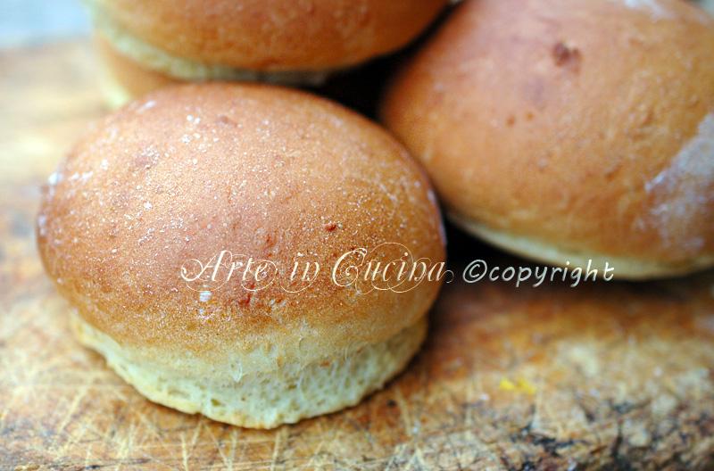 Panini dolci all olio ricetta arte in cucina