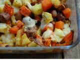 patate-zucca-wurstel-al-forno-1
