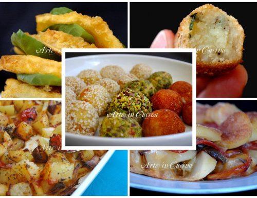 Ricette con patate al forno o fritte