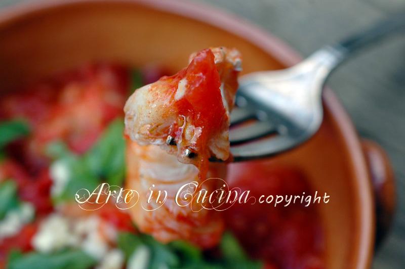 Baccala alla livornese ricetta secondo di pesce vickyart arte in cucina