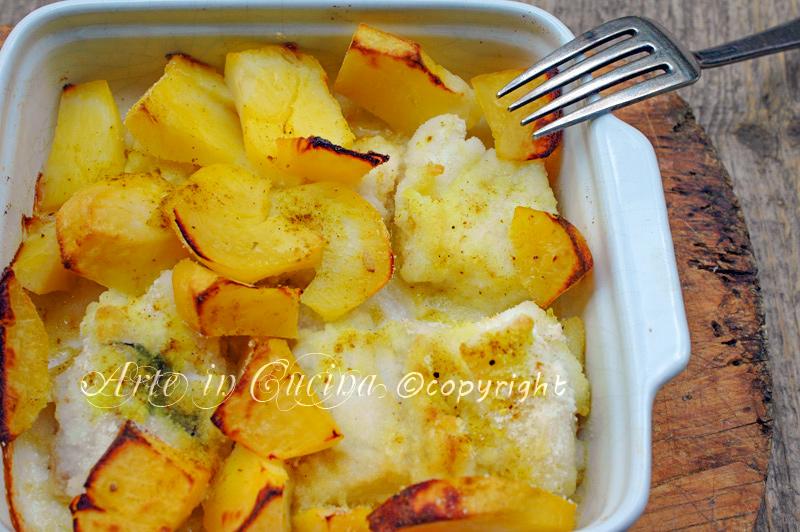Ricette baccala e patate