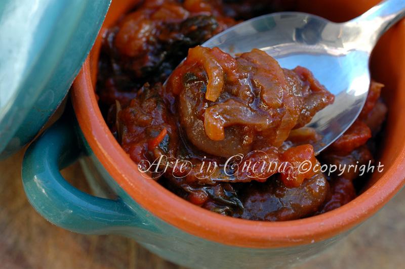 Zuppa di fave e spinaci ricetta sarda arte in cucina