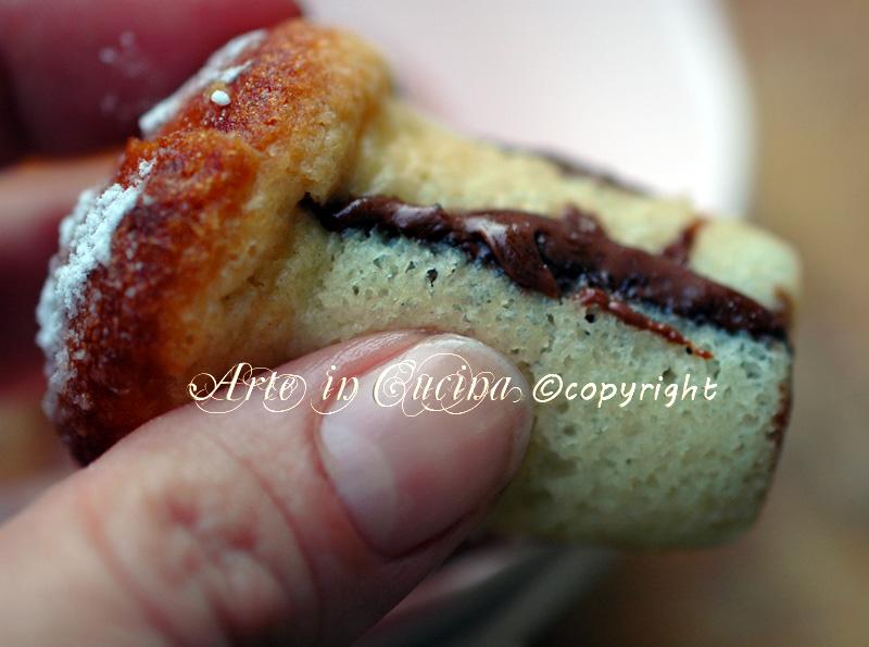 Baba alla nutella ricetta facile e sfiziosa